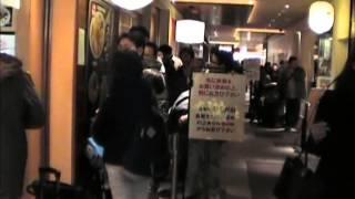 Tokyo Ramen street in Tokyo central station