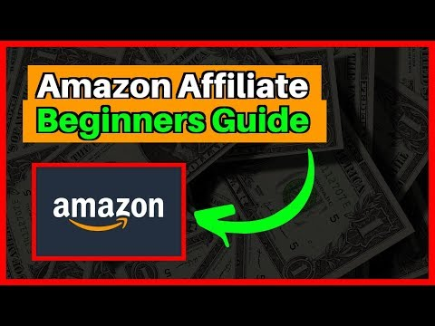 Amazon Affiliate Marketing For Beginners - How To Start Amazon Affiliate Marketing