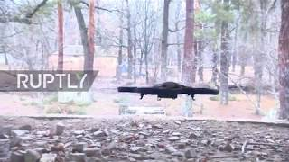 Russia: Voronezh scientists test Quadcopter controlled by EYES