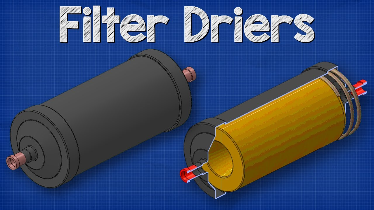 How Filter Driers Work - HVACR