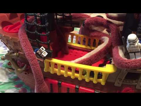 The Lego Kraken S2E2