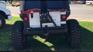 Jeep On Military Axles (Walk Around)