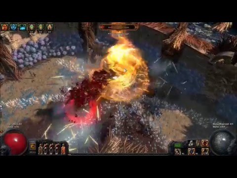 path-of-exile-2.2.1-reflect-map-colisseum-tier-15-lv82-boss-facetanking