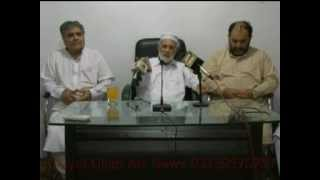 Charsadda PTI Nisar M Khan Wazirestan Aman March Press Talk