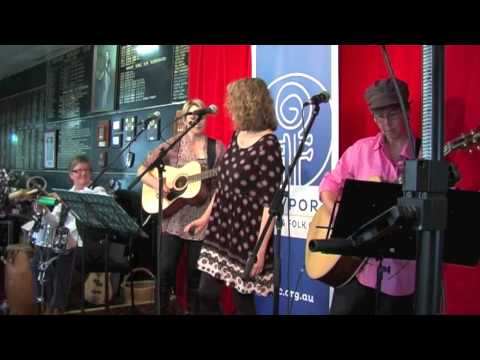 """Careless"" Paul Kelly cover by the Angelicats"