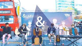 &live  Day6  데이식스  - 예뻤어 버스킹 라이브 영상
