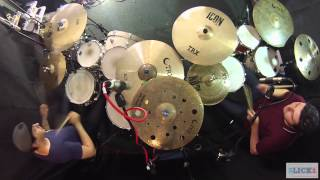 Justin Timberlake - Suit & Tie - T-AARON Re-mix - Duel Drum Cover