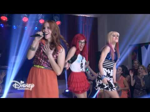 Violetta -- A mi lado (Roxy, Camilla e Francesca) - Music video dall'episodio 195