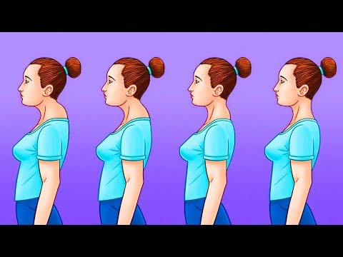 25 SIMPLE WAYS TO GET THE PERFECT POSTURE