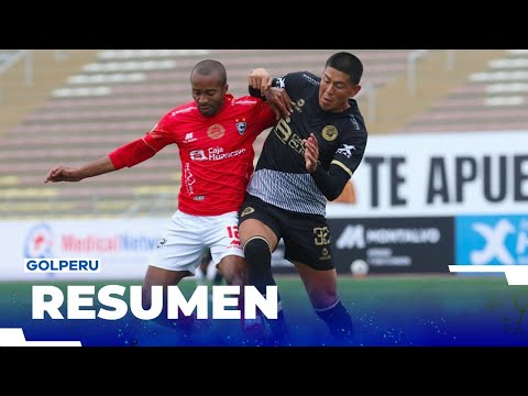 Cusco Cienciano Goals And Highlights