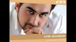 Elton Huseynaliyev - Gece gozlum (Audio)