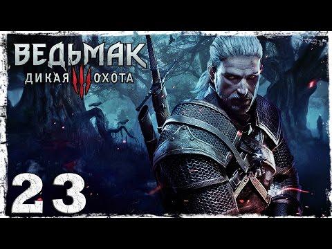 Смотреть прохождение игры [PS4] Witcher 3: Wild Hunt. #23: Заботы могильщика.
