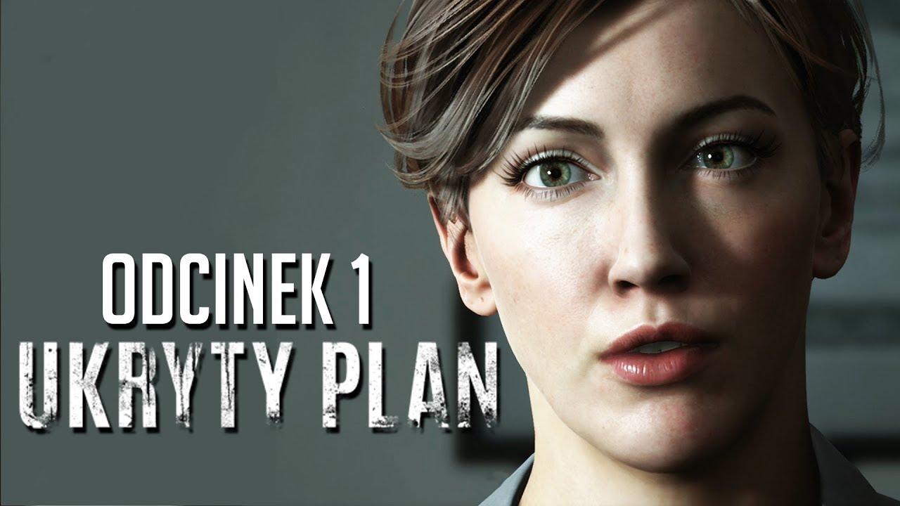 Zagrajmy w Ukryty Plan / Hidden Agenda PL #1 – Kryminał twórców Until Dawn – PS4 PRO
