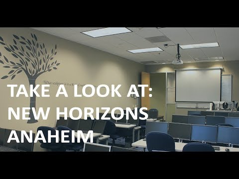 Anaheim Computer Learning Courses & Technical IT Training - Anaheim