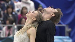 Виктория Синицина и Никита Кацалапов. Произвольный танец. Танцы
