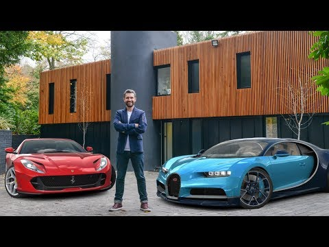 Taking Delivery Of My Favourite Supercars, In AR!