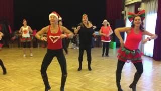 Merry Christmas Everyone - Funny Christmas Zumba/Dance/Fitness Choreography by Sylvia Barta