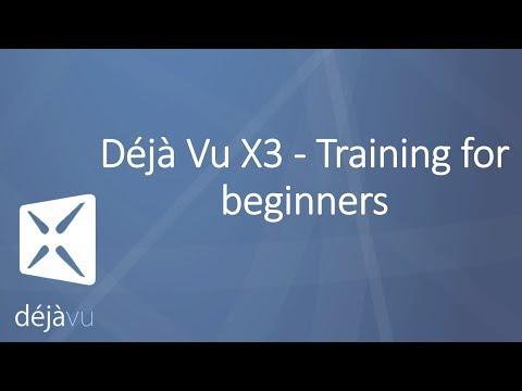 Déjà Vu X3 - Training For Beginners - Proz Webinar