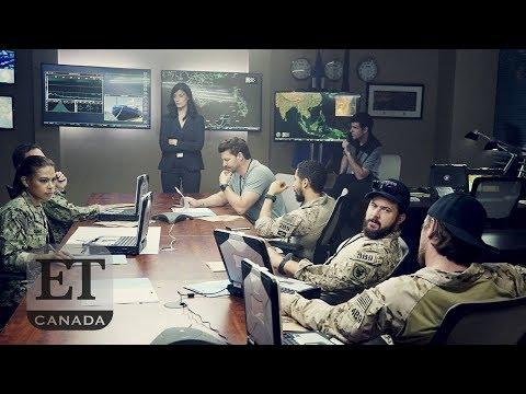 'SEAL Team' Set Tour