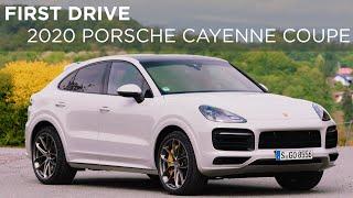 2020 Porsche Cayenne Coupe   First Drive   Driving.ca