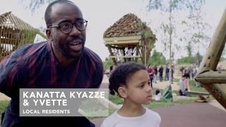 Kidbrooke Village - Opening of Cator Park 2019 | Berkeley