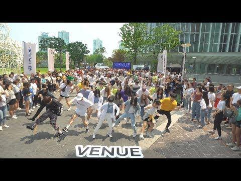 GoToe's 1st KPOP Random Play Dance in Seoul Korea