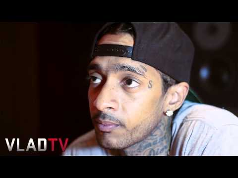 Nipsey Hussle: Major Labels Don't Respect Talent