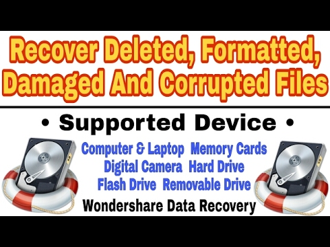 how to recover file if shift delete