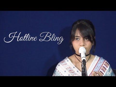 Hotline Bling - Drake (Live Cover) By Hanin Dhiya
