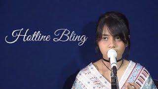Download Lagu Hotline Bling - Drake (Live Cover) by Hanin Dhiya.mp3
