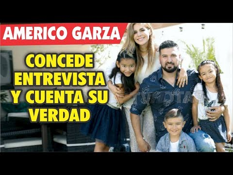 Ex Esposo De Karla Luna, Américo Garza Concede Entrevista Y Cuenta Su Verdad