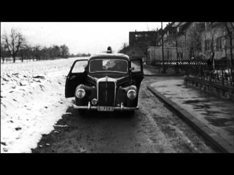 Taxi-Überfall 1958 in Stuttgart - gelöst dank Rundfunkfahndung