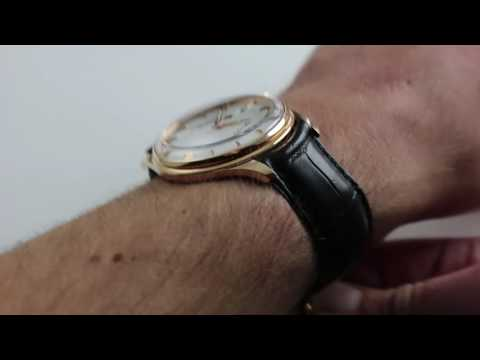 Ball Watch Co. Trainmaster One Hundred Twenty Luxury Watch Review