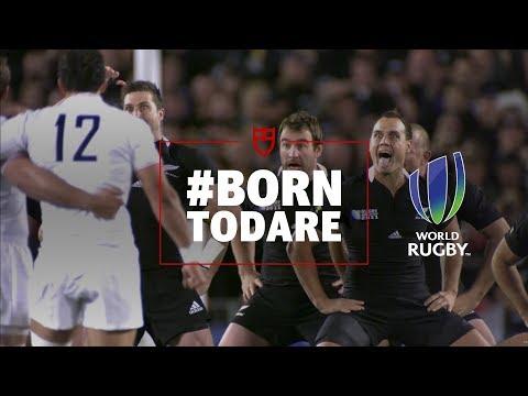 Tudor Watch x World Rugby BornToDare