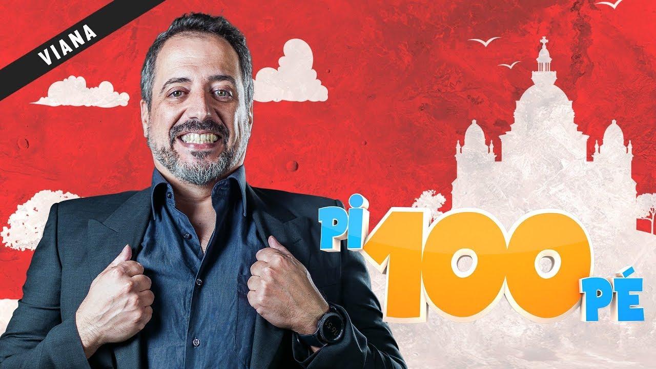 Pi100Pé T5 Ep 21 - João Seabra