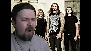 As I Lay Dying - My Own Grave REACTION (NEW SONG 2018!)