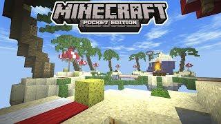 ЛУЧШАЯ МИНИ ИГРА в Minecraft PE (Hillens Game)