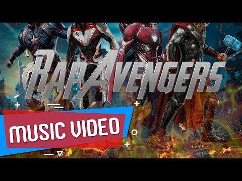 RAP AVENGERS [ Music Video ] YEN feat. ECKO SHOW, TUAN TIGABELAS, sonyBLVCK