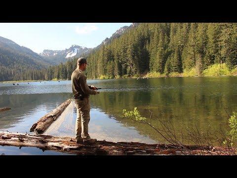 Oregon Backpacking - Pamelia Lake 2017