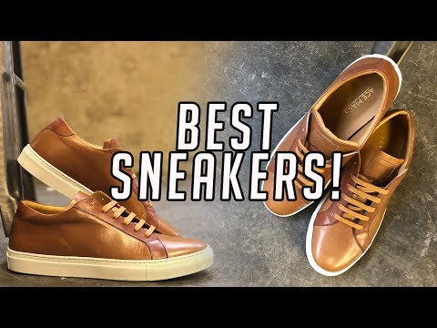 $400+ Sneakers and for $175!? || Ace Marks Sneakers and Dress Shoes Kickstarter 2018 || Gents Lounge