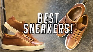 $400+ Sneakers and for $175!?    Ace Marks Sneakers and Dress Shoes Kickstarter 2018    Gents Lounge