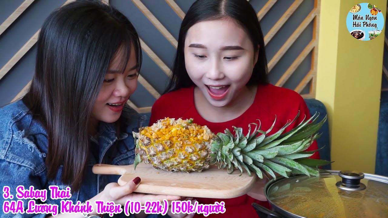 TOP 20 QUÁN ĂN NGON Ở HẢI PHÒNG