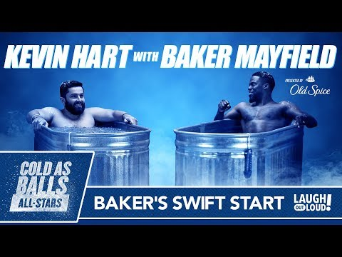 Cold as Balls All-Stars | Baker Mayfield | Laugh Out Loud Network