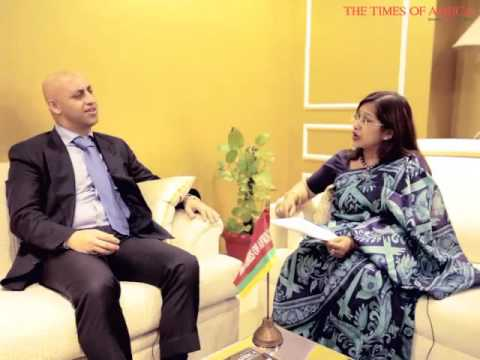 The Times of Africa interviews Mr Rohan Mehta, the Managing Director of the Prime Group of Companies