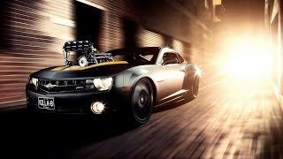 Скачать Netsky Iron Heart Bass Boosted With Car Drifting Video
