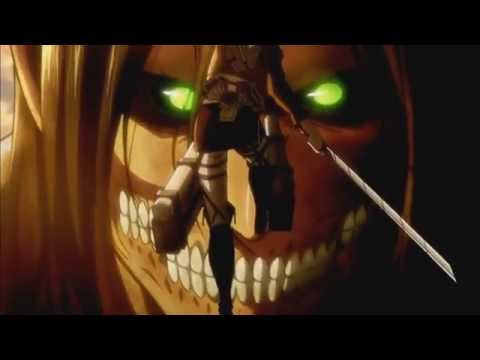 Attack On Titan Amv - I Miss The Misery