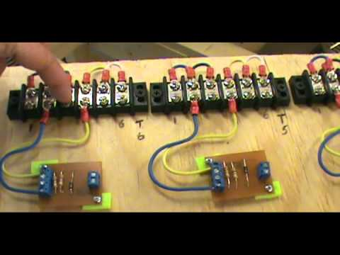 Mokan Lines Dcc Bus Wiring 4 Youtube Wiring A DCC Layout Wiring Main Buss DCC On Mokan Lines Dcc Bus Wiring 4