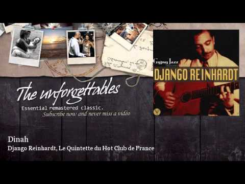 Django Reinhardt, Le Quintette du Hot Club de France - Dinah