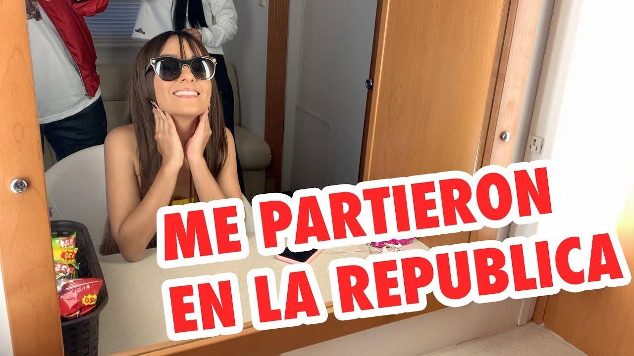 Detrás De Camaras En Republica Dominicana Video Parteme