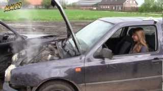 VW Golf 3 diesel dies at Mastermilo82